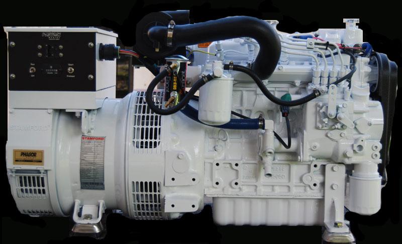Phasor Marine Generators K3 15 0kw