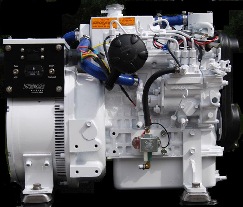 phasor marine generators k3 7 0kw rh phasormarine com Phasor Marine Generator 3.5Kw Diesel Generator