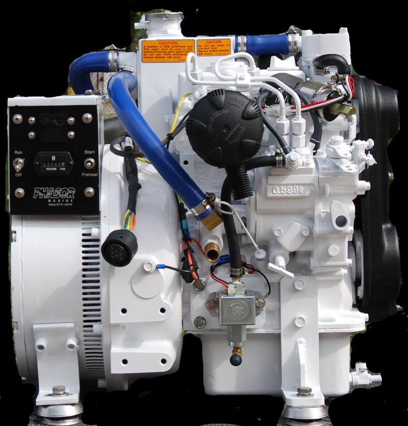 phasor marine generators lp1 3 5kw rh phasormarine com Westerbeke Marine Generators Phasor Marine Generator 3.5Kw