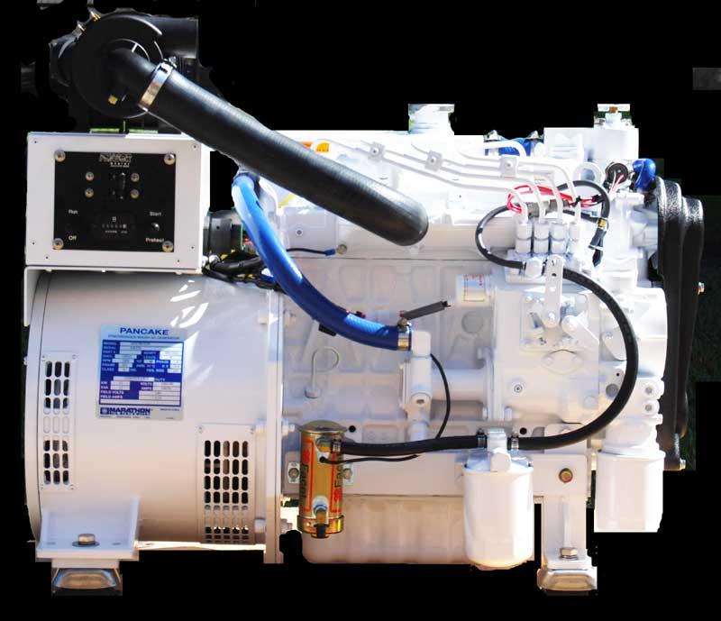 Phasor Marine Generators K4 12 0kw