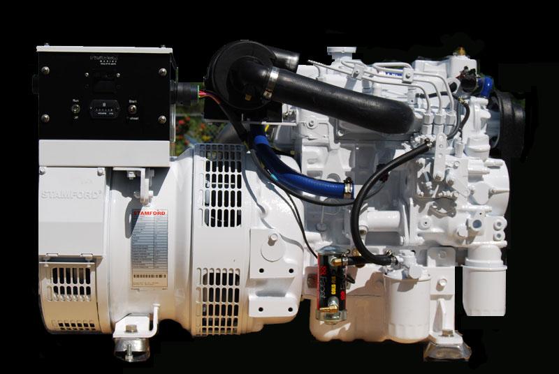 Phasor Marine Generators K3 8 5kw